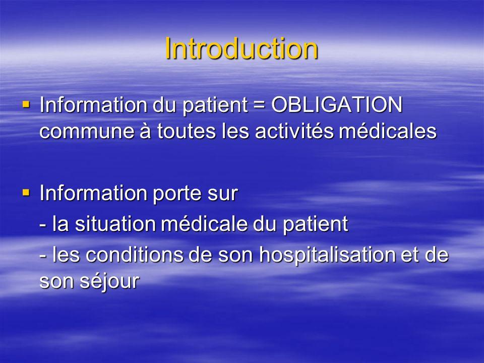 PERSONNE de CONFIANCE loi du 4 mars 2002 « Lors de toute hospitalisation dans un établissement de santé, il est proposé au malade de désigner une personne de confiance dans les conditions prévues à l alinéa précédent.