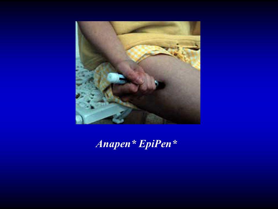 Anapen* EpiPen*