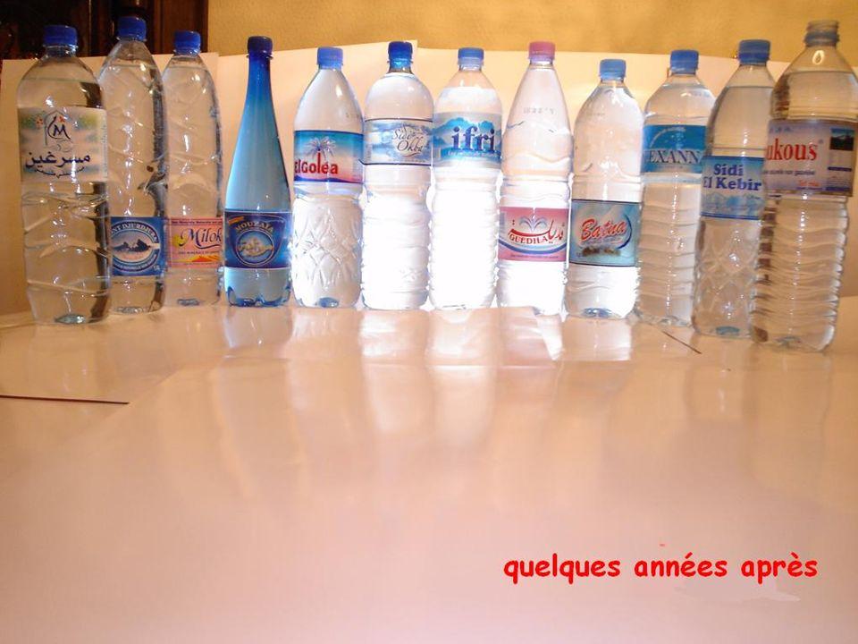 Selon sa composition, une eau minérale peut avoir des effets néfastes sur lorganisme si elle est consommée de façon régulière et prolongée