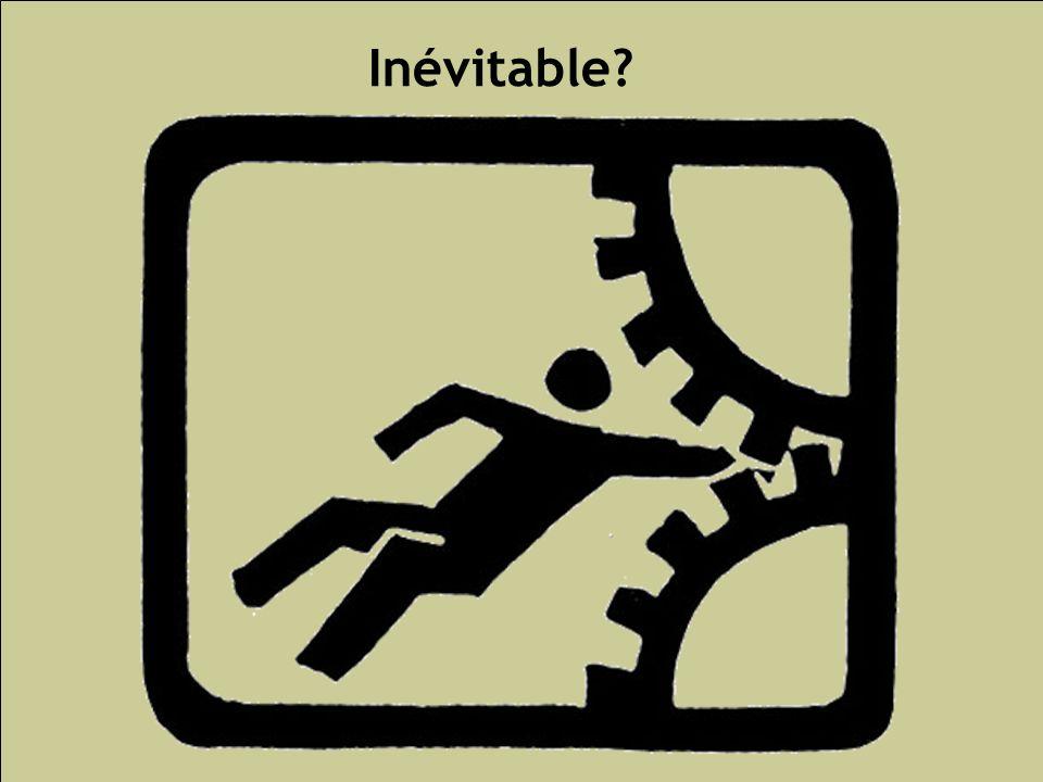 Les inégalités sociales de santé 22 Inévitable?