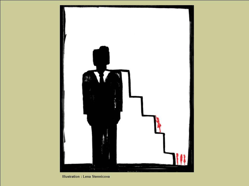 Les inégalités sociales de santé 27 Illustration : Lena Stennicova