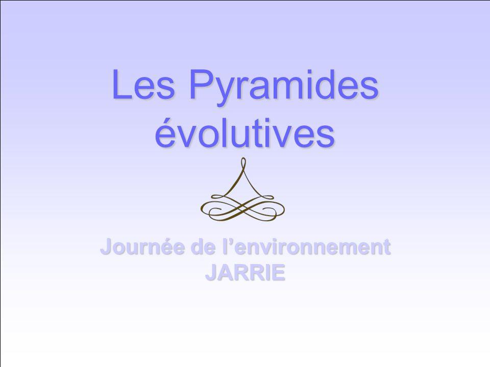 Les Pyramides évolutives Conception & réalisation Yveline COTTU Sarl GEUM Quartier Brignon 26300 Chateauneuf sur Isère 04 75 71 87 75 Avec son aimable