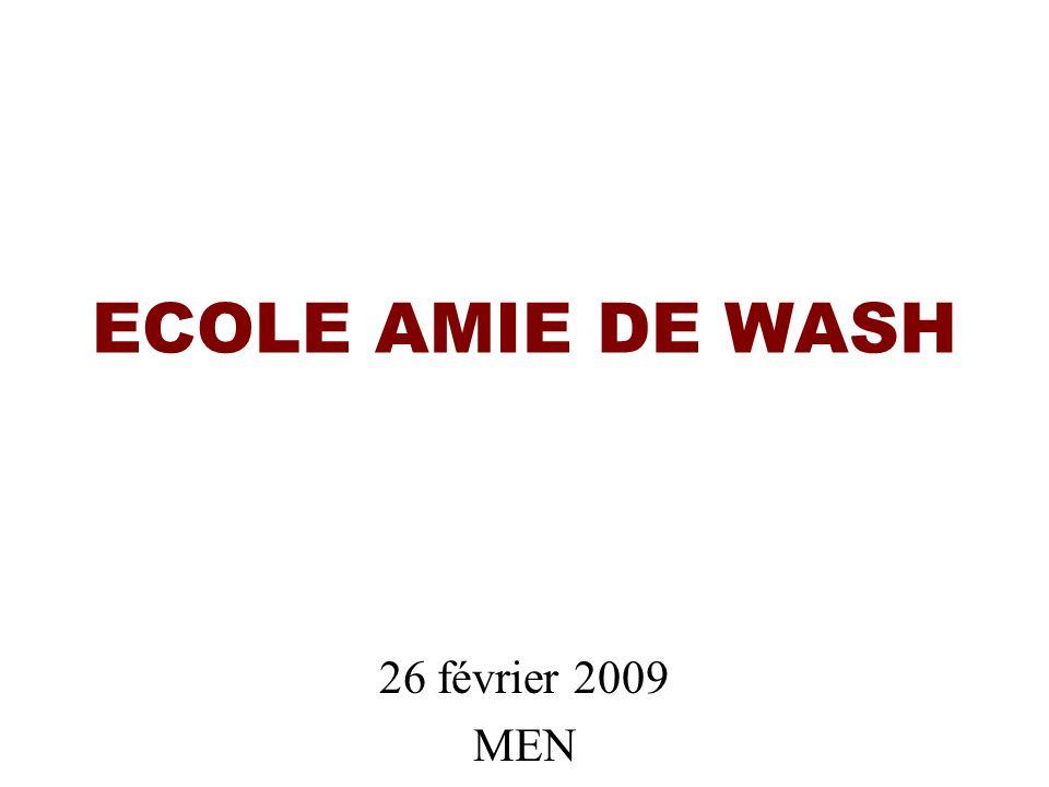 ECOLE AMIE DE WASH 26 février 2009 MEN