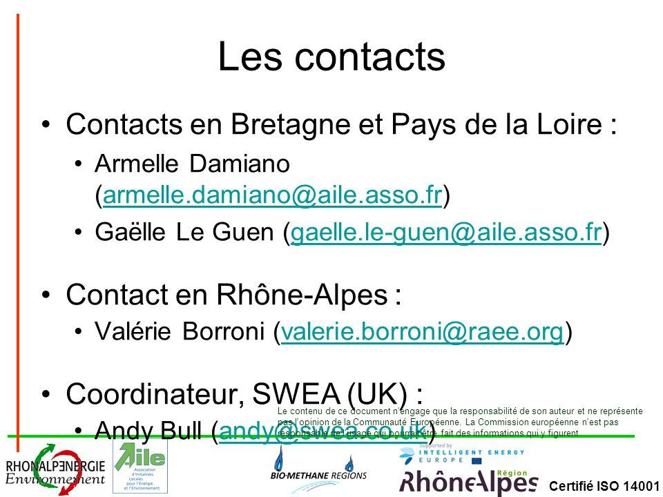 Certifié ISO 14001 Les contacts Contacts en Bretagne et Pays de la Loire : Armelle Damiano (armelle.damiano@aile.asso.fr)armelle.damiano@aile.asso.fr
