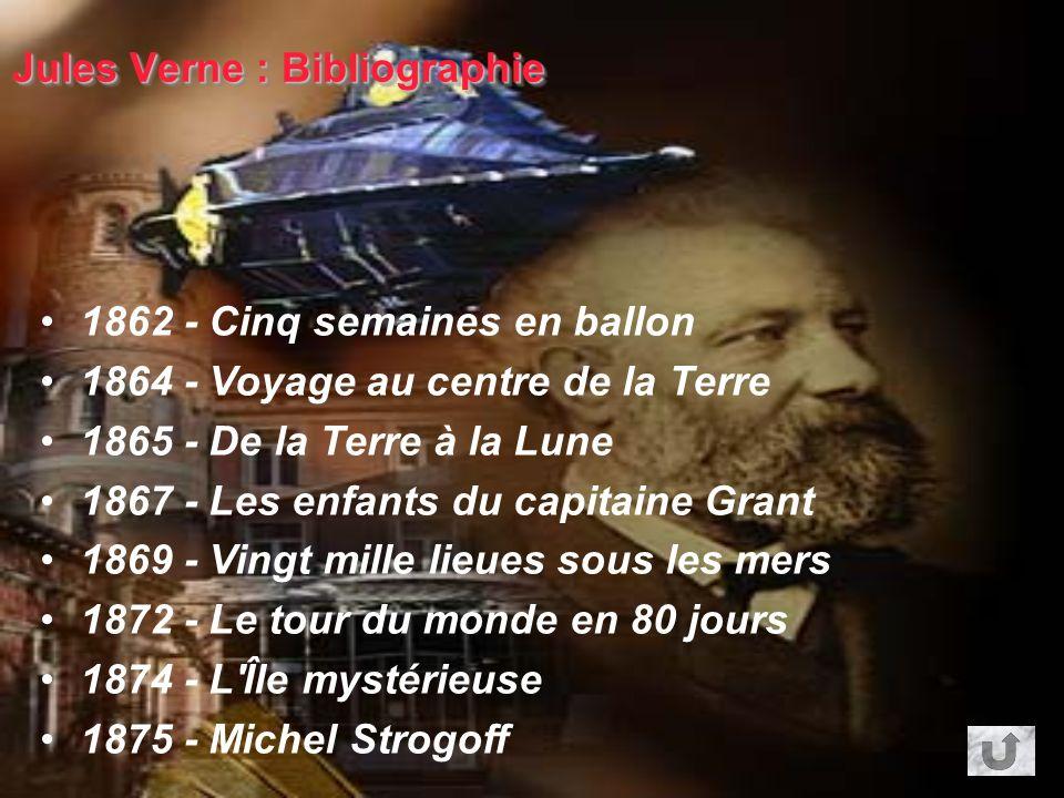 Jules Verne Biographie Jules Verne, né à Nantes le 8 février 1828, est le père de la science fiction. Il fait des études de droit à Paris et fréquente