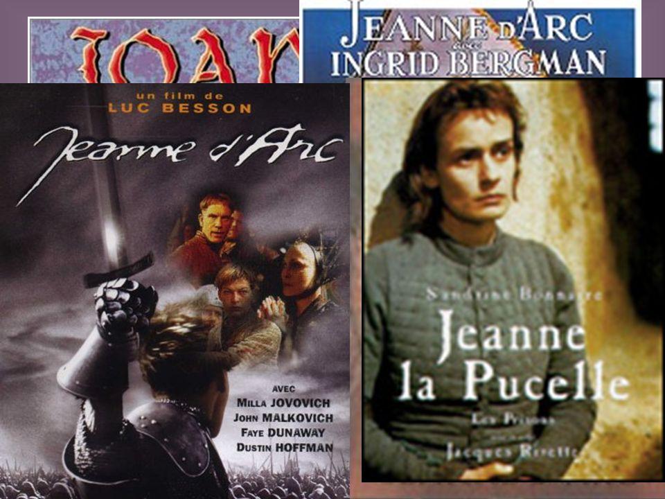Pour l Histoire, Jeanne est la libératrice géniale d'une France menacée de disparaître. Le personnage a fasciné, à toutes les époques, les historiens