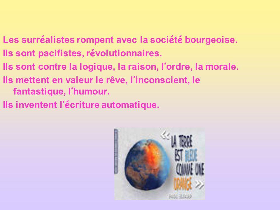 Poète de lAmour, de la Révolte et du Rêve, Paul Eluard écrit entre autres: Mourir de ne pas mourir en 1924 Capitale de la douleur en 1926 Lamour, la poésie en 1929 Les yeux fertiles en 1936,….
