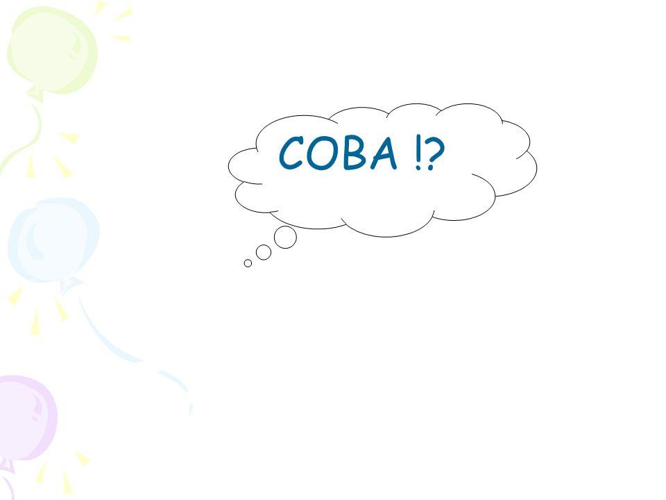 COBA !?