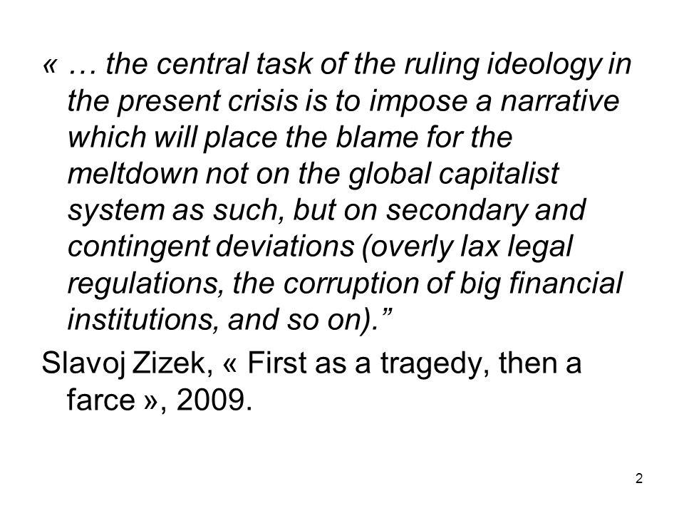 3 Laccumulation capitaliste Le profit capitaliste est utilisé à deux fins : lacquisition de moyens de production et de forces de travail supplémentaires.