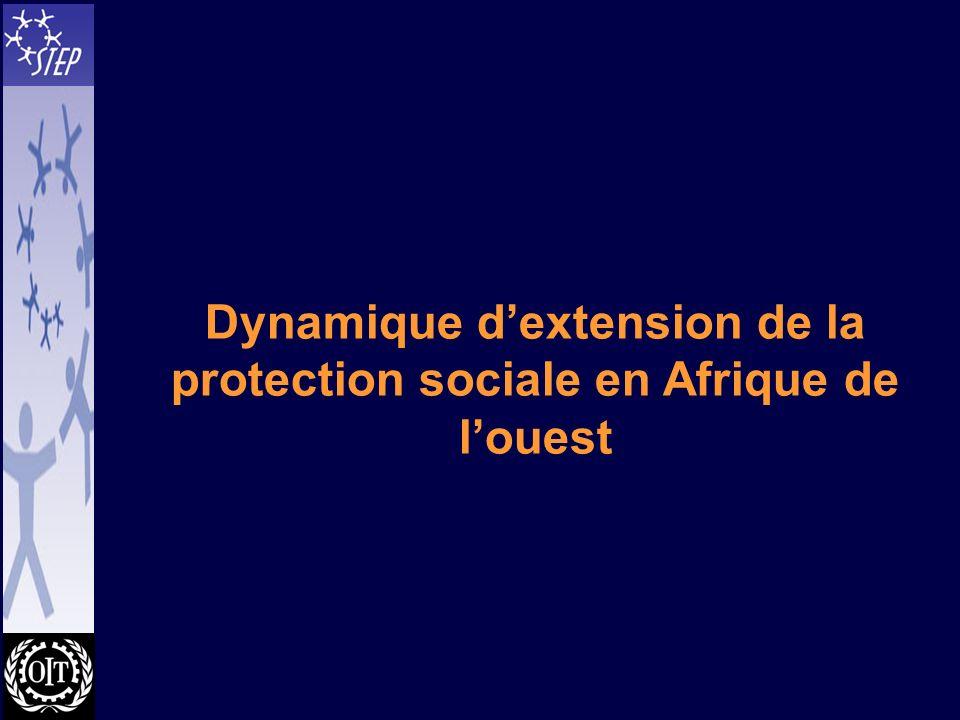 Dynamique dextension de la protection sociale en Afrique de louest