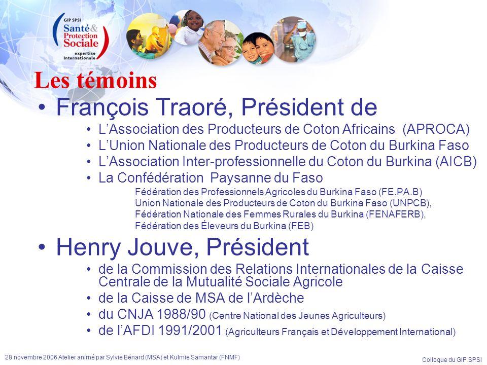 Colloque du GIP SPSI 28 novembre 2006 Atelier animé par Sylvie Bénard (MSA) et Kulmie Samantar (FNMF) Priorité sectorielle « historique » de la coopération Française Quelques grandes lignes sur la coopération en matière de santé et de protection sociale