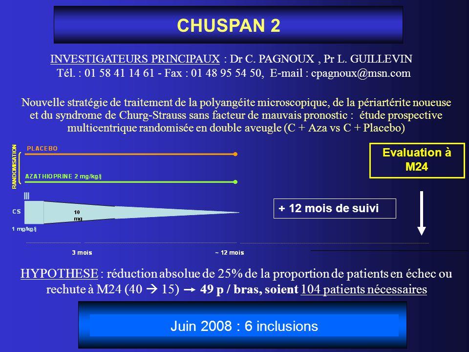 Essai ASTIS Pr D.FARGE Médecine Interne, Hôpital Saint-Louis, Paris Tél.