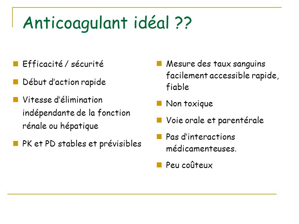 Dabigatran : MVTE PTH, PTG Incidence VTE dose dépendante Bistro II, Eriksson JTH 2005