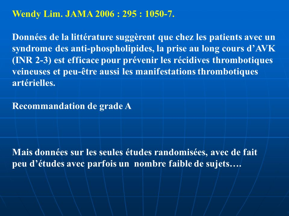 Foundation Marchiori, A. et al. Haematologica 2007;92:1107-1114