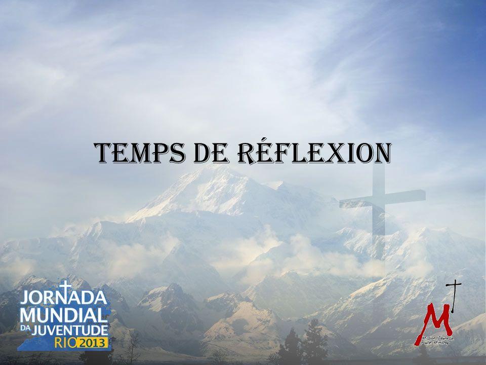 TEMPS DE RÉFLEXION