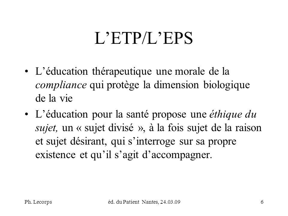 Ph. Lecorpséd.