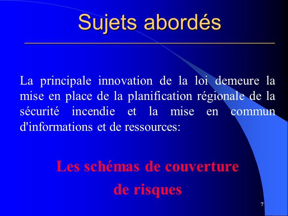 Une nouvelle réforme ___________________________________________________________ La nécessité d une nouvelle loi apparaît lors de deux événements qui font ressortit le manque de préparation des autorités lors de catastrophes naturelles: déluge du Saguenay (juillet 1996) crise du verglas (janvier 1998) 38
