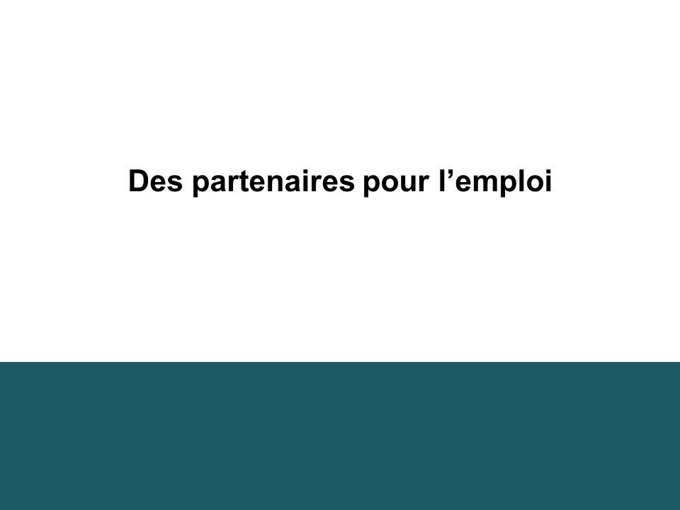 Adezac 06/09/2012 Des partenaires pour lemploi
