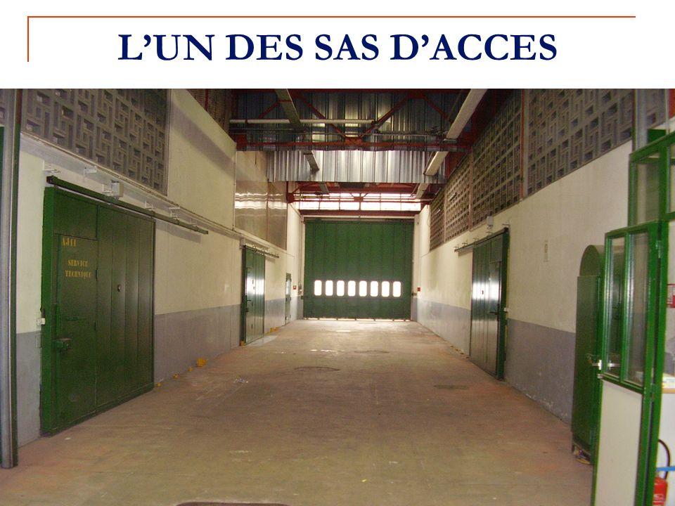 LESPACE DE STOCKAGE