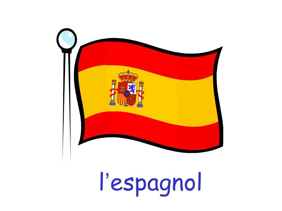 l espagnol