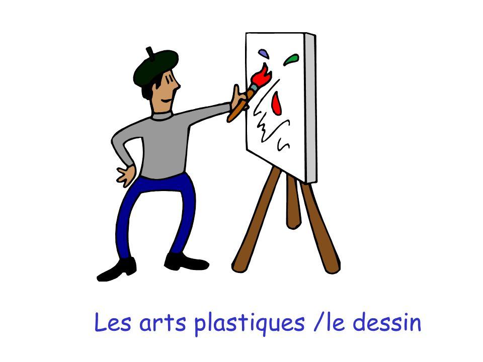 Les arts plastiques /le dessin