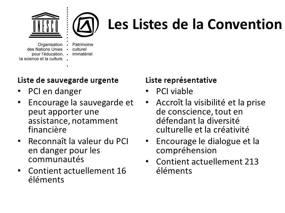 Candidatures multinationales La Convention encourage les candidatures et demandes multinationales dassistance internationale La collaboration facilite la sauvegarde du patrimoine commun