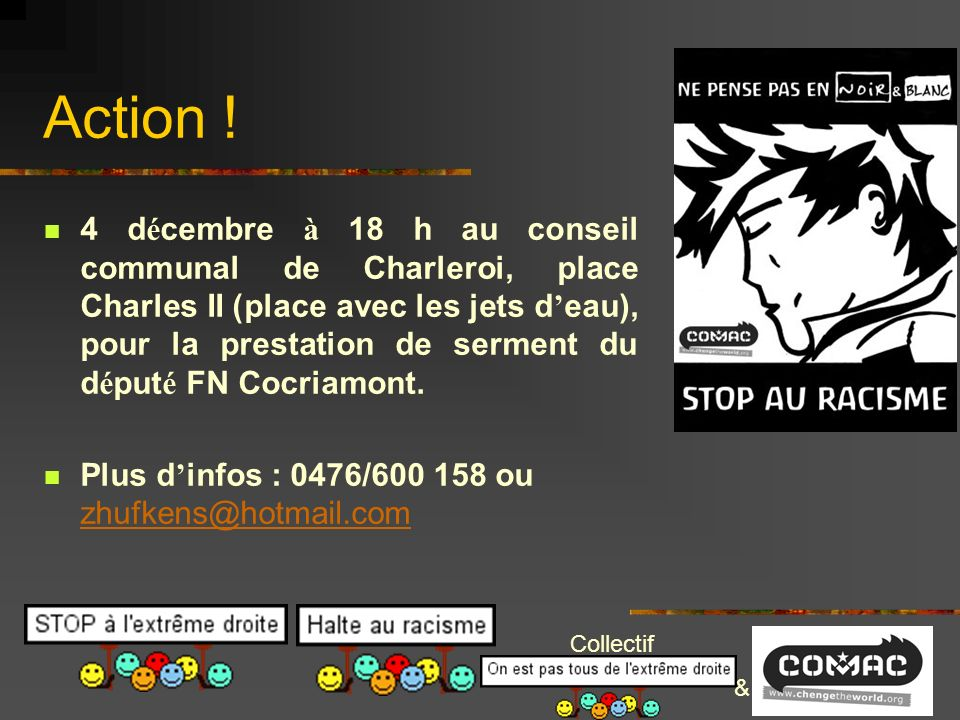 Collectif & Action .