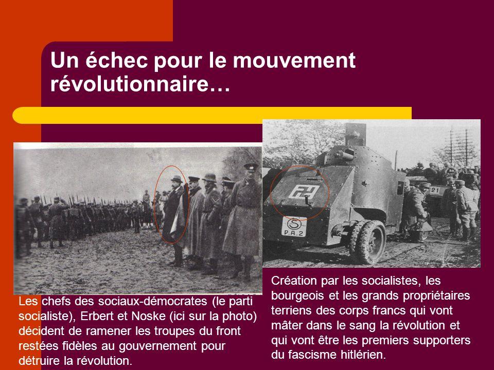 Le fascisme au pouvoir : un pouvoir patronal (3) Réduction du chômage par une « militarisation » du travail et des grands travaux militaires