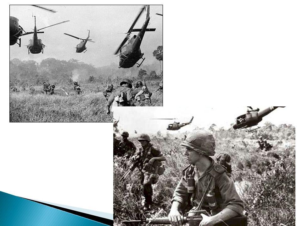 La guerre de vietnam va durer 16 ans.La guerre a estropié le Vietnam pour toujours.