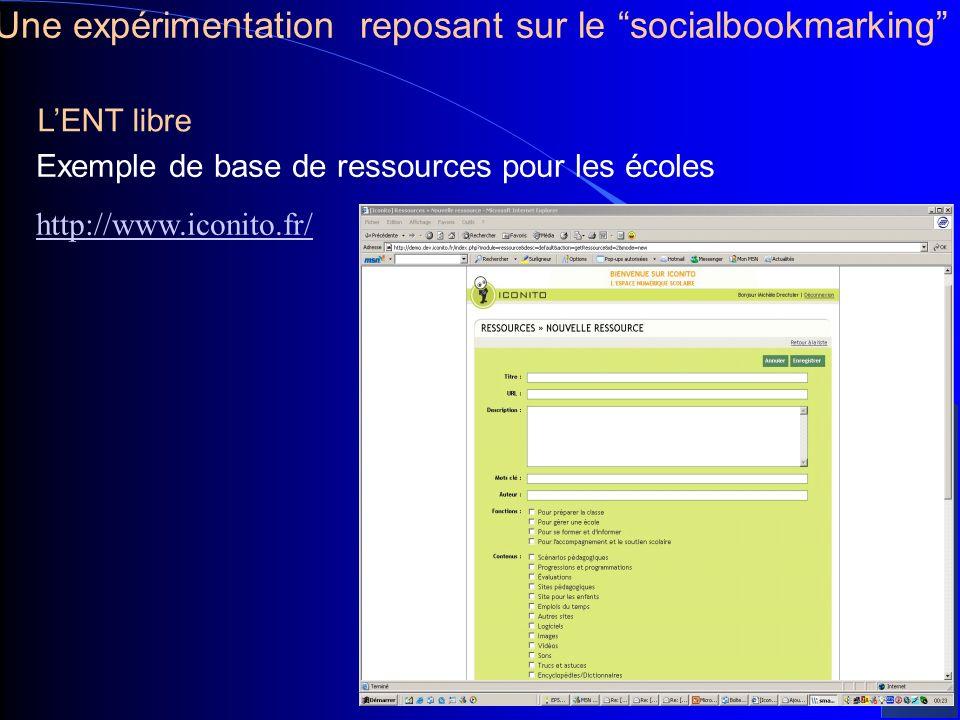 Blinklist: un outil de social bookmarking du Web2.0Blinklist: un outil de social bookmarking Expérimentation : http://www.blinklist.com/mdrechsler/