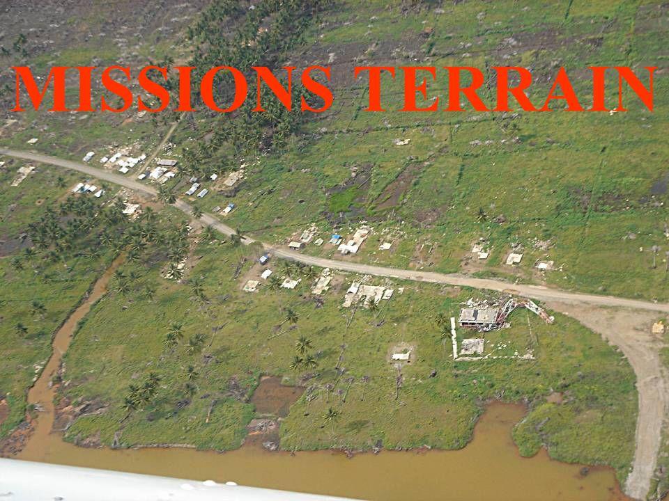 MISSIONS TERRAIN