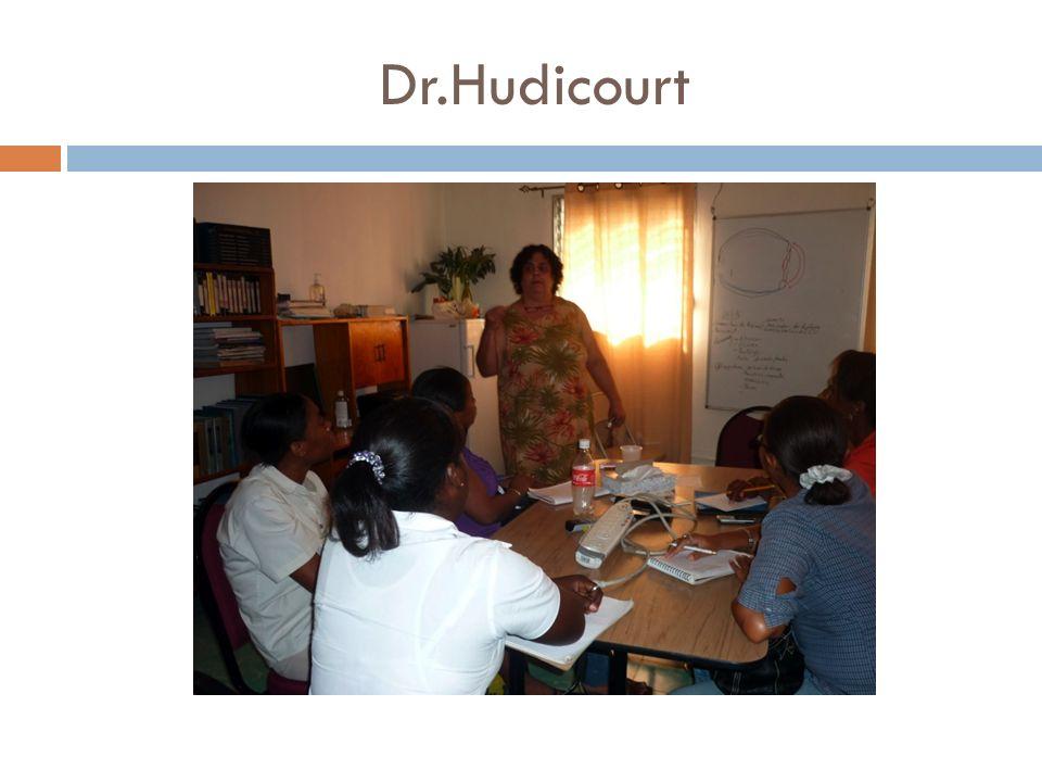 Dr.Hudicourt