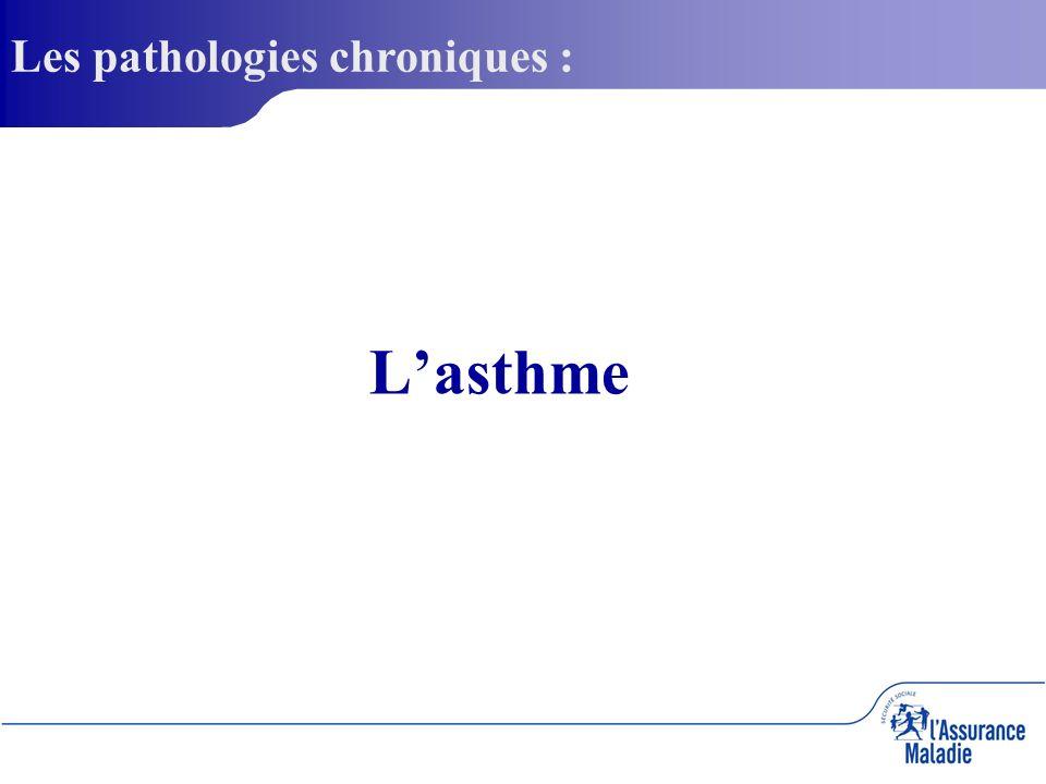 Lasthme Les pathologies chroniques :