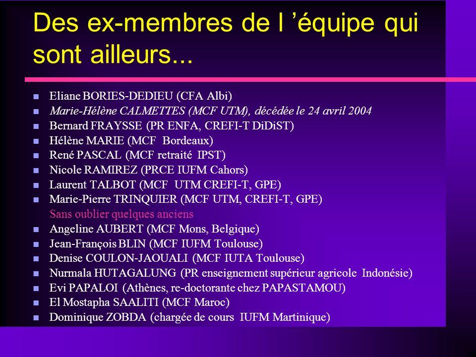 Thèses, histoire (suite 3) 9 - FRAYSSE Bernard.