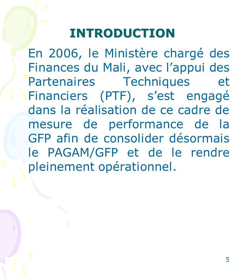 I- RESULTATS DU PEFA 2010 En résumé, lévaluation PEFA de 2010 accorde des notes en progression dans tous les domaines de la GFP à lexception des vérifications et contrôles externes.
