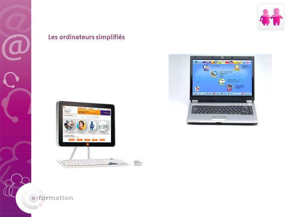 Les ordinateurs simplifiés