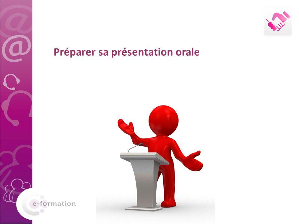 Préparer sa présentation orale