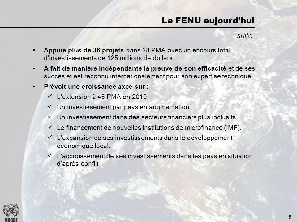 5 Jouit dune position unique au sein du système des Nations Unies et de la communauté internationale pour le développement : Neutralité et affiliation aux Nations Unies.