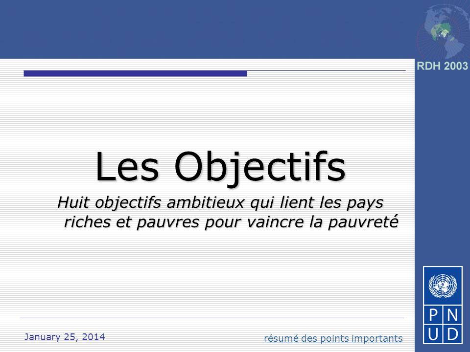 January 25, 2014 Commerce : 5 premiers, 5 derniers Comment les pays riches se positionnent ?