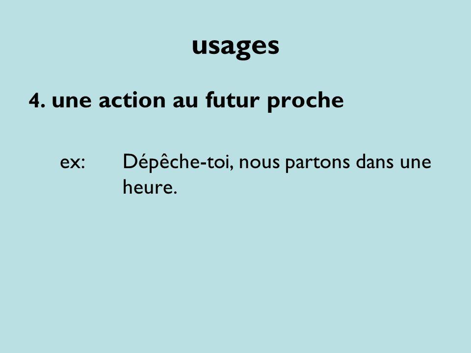 usages 5.