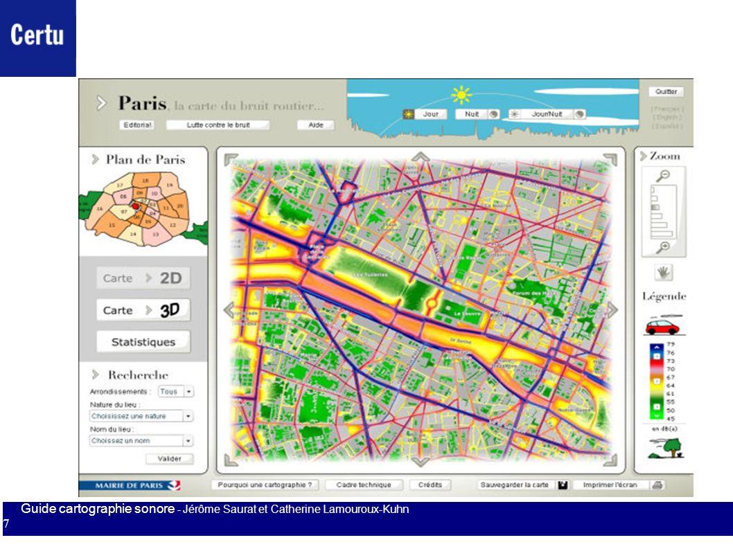 Guide cartographie sonore - Jérôme Saurat et Catherine Lamouroux-Kuhn 7