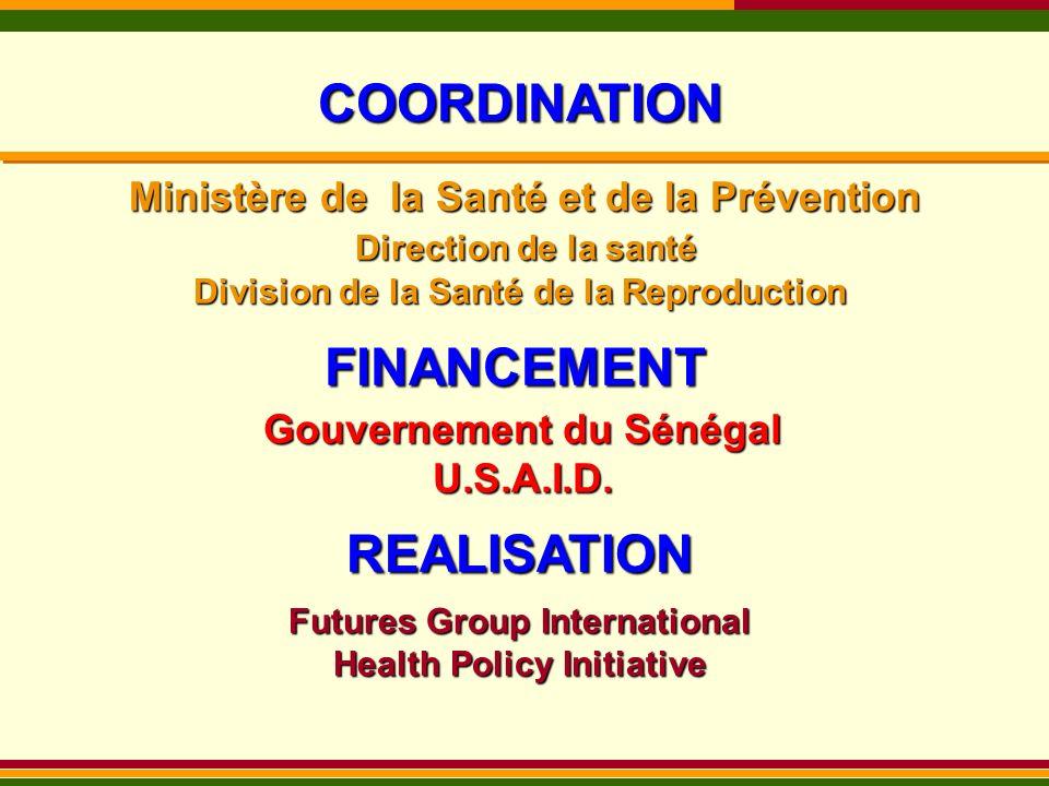 Ministère de la Santé et de la Prévention Ministère de la Santé et de la Prévention Direction de la santé Direction de la santé Division de la Santé d