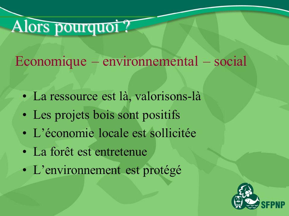 Gestion de la forêt Economie Social Environnement IMO - FM/COC - 20174 FSC Trademark © 1996