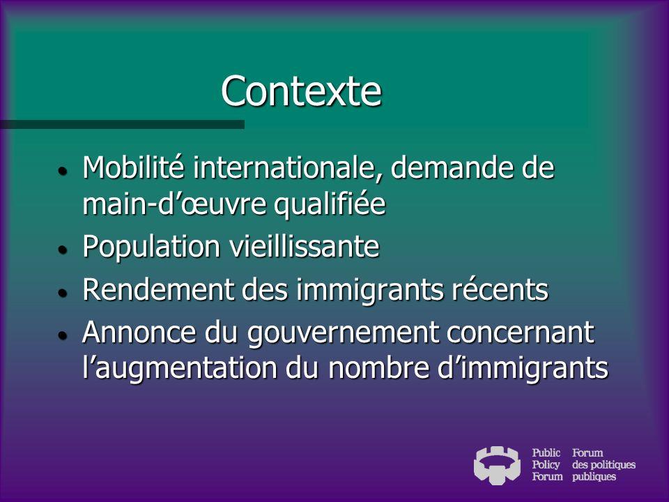 Le Forum des politiques publiques est une organisation indépendante sans but lucratif qui vise lamélioration de la qualité des gouvernements au Canada par le biais dun meilleur dialogue entre les secteurs public, privé et bénévole.