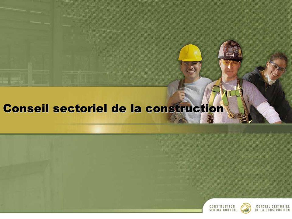 Conseil sectoriel de la construction