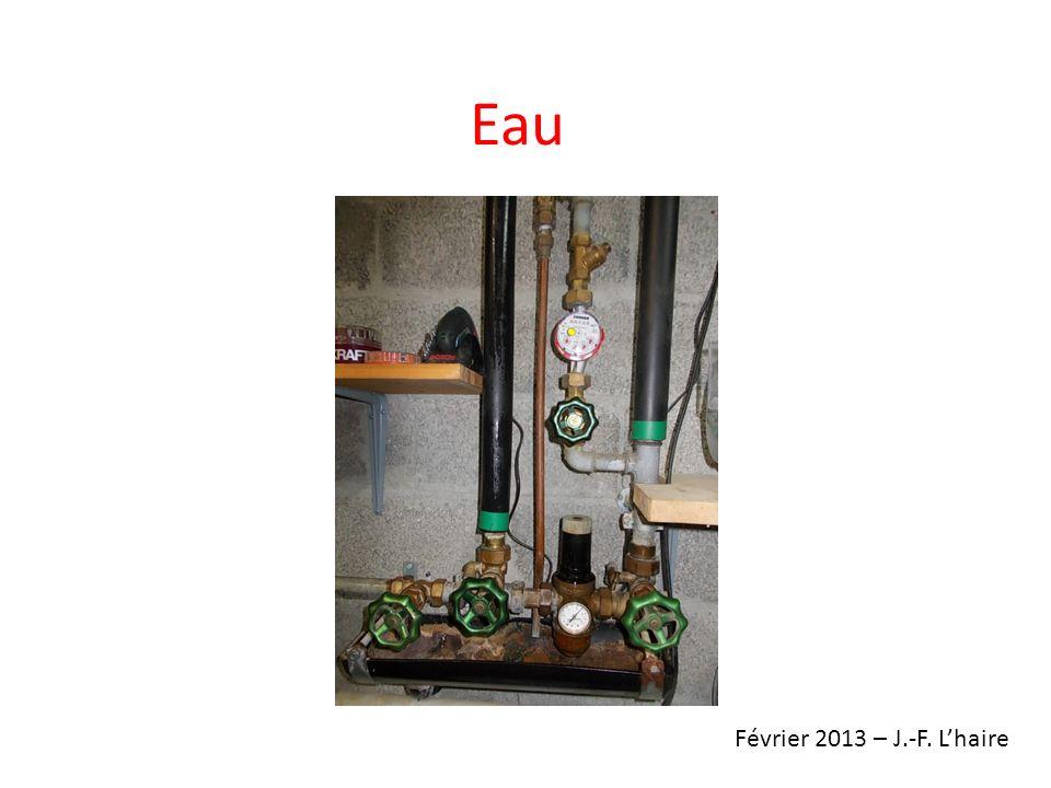 Eau Février 2013 – J.-F. Lhaire