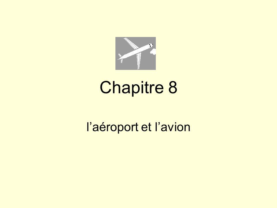 un aéroport AIRPORT
