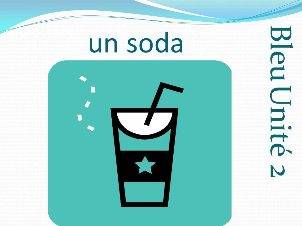 Bleu Unité 2 juillet July