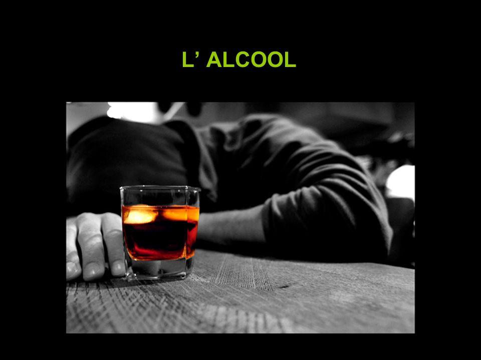 L ALCOOL