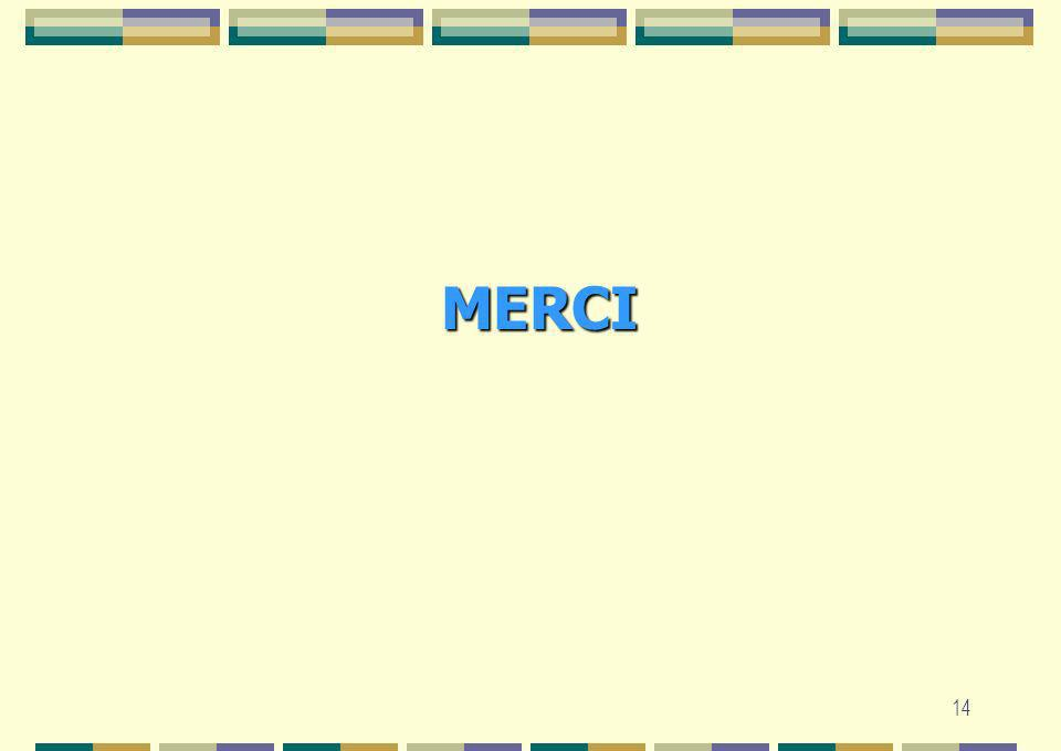 14 MERCI